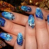 Нарощенные ногти-86