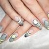 Нарощенные ногти-13