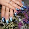 Нарощенные ногти-58