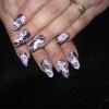 Нарощенные ногти-41