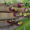 Нарощенные ногти-15