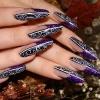 Нарощенные ногти-46