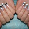 Нарощенные ногти-76