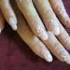Нарощенные ногти-7