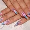 Нарощенные ногти-19