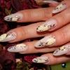 Нарощенные ногти-14