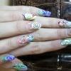 Нарощенные ногти-53
