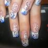 Нарощенные ногти-68