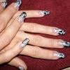 Нарощенные ногти-79