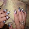 Нарощенные ногти-66