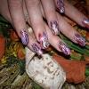 Нарощенные ногти-55