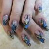 Нарощенные ногти-90