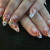 Нарощенные ногти-22
