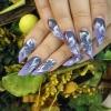Нарощенные ногти-62