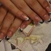 Роспись на натуральных ногтях