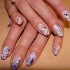 Нарощенные ногти-44