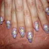 Нарощенные ногти-92