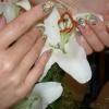 Нарощенные ногти-45