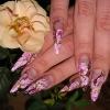 Нарощенные ногти-71