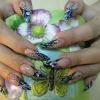 Нарощенные ногти-88