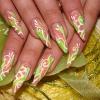 Нарощенные ногти-77