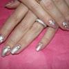 Нарощенные ногти-49