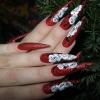 Нарощенные ногти-30