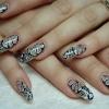Нарощенные ногти-21
