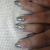 Нарощенные ногти-47