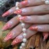Нарощенные ногти-87