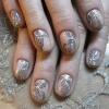 Роспись на натуральных ногтях-5