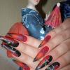 Нарощенные ногти-73