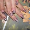Нарощенные ногти-61