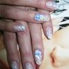 Нарощенные ногти-28