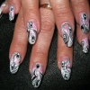 Нарощенные ногти-70