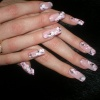Нарощенные ногти-18