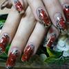 Нарощенные ногти-78