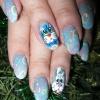 Нарощенные ногти-4