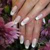 Роспись на натуральных ногтях-10