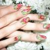 Нарощенные ногти-12