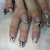 Нарощенные ногти-91