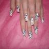 Нарощенные ногти-31