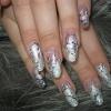 Нарощенные ногти-84