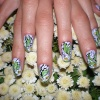 Нарощенные ногти-40