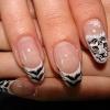 Нарощенные ногти-38