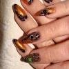 Нарощенные ногти-39