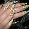 Нарощенные ногти-65