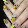 Нарощенные ногти-24
