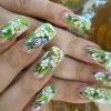 Нарощенные ногти-56
