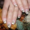 Нарощенные ногти-16